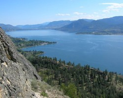 Summer in the Okanagan